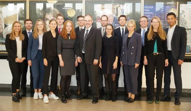 Uni Köln Jura Bewerbung
